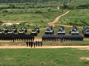 Thailand approves purchase of Chinese tanks