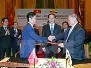 Vietnam, Brunei develop trade relations