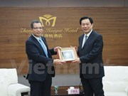 Embassy works to foster Vietnam's economic links with China's Hebei