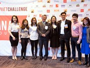Entrepreneurship competition for Vietnamese held in US