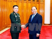 PM vows to facilitate Vietnam-Thailand military cooperation