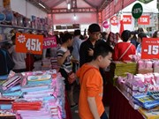 Fourth Vietnam Book Day opens in Hanoi
