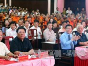 Southern Khmer ethnics congratulated on Chol Chnam Thmay