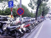 Hanoi needs more parks and parking areas