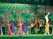 Moc Chau Tea Festival opens