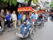 Hanoi encouraged to create more attractive tourism products