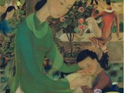 Vietnamese painting fetches 1.2 million USD in Hong Kong