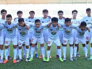 First int'l U19 football champs to be held in Nha Trang