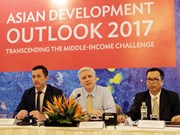 Vietnam's economy to grow at 6.5 percent in 2017: ADB