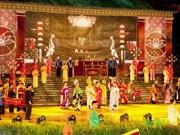 """National """"Tai Tu"""" Music Festival opens in Binh Duong"""
