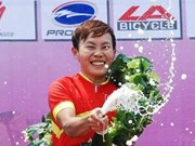 Vietnamese racer leads Tour of Thailand after two stages
