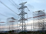 Demand for power up 12 percent in dry season peak