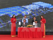 Binh Duong: Work starts on vehicle spare part plant