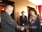 Vietnam, Hungary strengthens relations