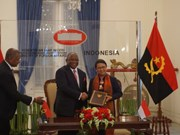 Indonesia, Angola agree to step up cooperation
