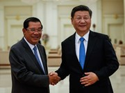 Cambodia-China trade reaches 4.8 bln USD