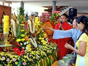 Regional countries' traditional New Year festival marked in HCM City