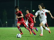 Vietnam advance to finals of women's Asian football tourney