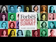 Forbes announces Vietnam's 50 most influential women