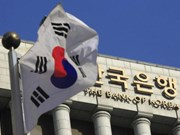 Bank of Korea keeps interest rates at 1.25 percent