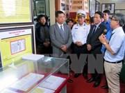 Exhibition on Hoang Sa, Truong Sa opens in Ha Tinh