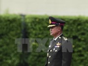 Thai army chief insists on executive power to keep security