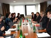Vietnam, Czech Republic strengthen ties