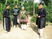 """Sac bua"" singing recognised as national intangible cultural heritage"