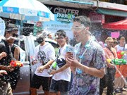 Songkran festival kicks off in Thailand