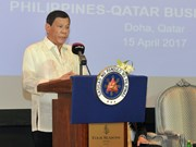 Philippines, Qatar sign 13 trade agreements