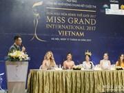 Miss Grand International to boost Vietnam tourism