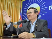 Cambodia's opposition party to hold extraordinary congress