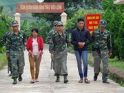 Vietnam, China push forward with human trafficking fight