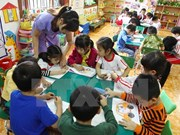 Vietnam makes strides in child education
