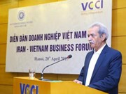 Vietnam, Iran explore economic partnership potential
