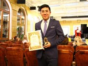 Vietnamese music teacher wins first prizes at int'l competitions