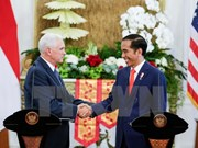 Indonesia, US strengthen strategic partnership