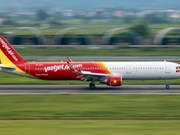 Vietjet Air targets 1.8 billion USD in 2017 revenue