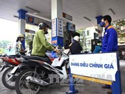 Petrol prices increase by 350 VND per litre