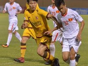 Vietnam lose 0-1 to Gwangju FC in U19s tourney