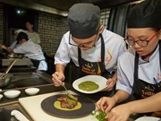 Hanoi students win Taste of Australia culinary competition