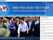 Vietnam Journalists Association's portal makes debut
