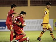 Vietnam wins international U19 football event