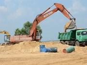 Tay Ninh suspends reservoir sand mining