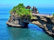 Indonesia's Bali island named world's best destination