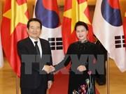 Top legislators talk ways to cement Vietnam-RoK relations