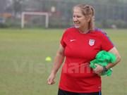 US sports envoy programme visits Da Nang