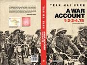 "English version of ""A War Account 1-2-3-4.75"" debuts"