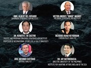 Seminar talks East Sea in the Philippines