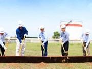 Chevron Vietnam's factory gets expansion